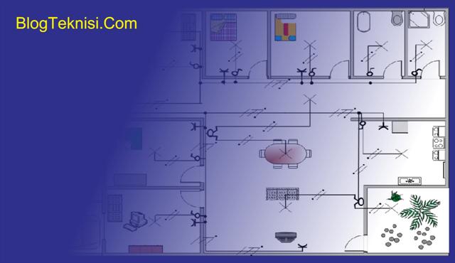 Fungsi dan jenis gambar dalam perancangan instalasi listrik blog instalasi listrik rumah tinggal ccuart Choice Image