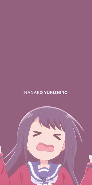 Nanako Yukishiro- Senryuu Shoujo Wallpaper