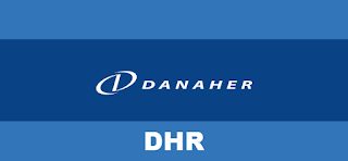 Stock trading : NYSE: DHR Danaher stock price chart for Long-term forecast and position trading