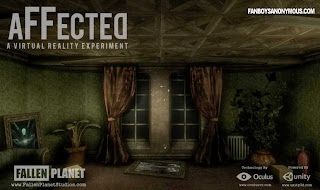 affected video game horror scary haunted