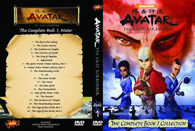 Avatar The Legend of Aang [Book 1] Subtitle Indonesia