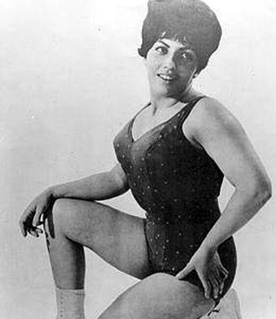 Betty Niccoli - Ladies Pro Wrestling