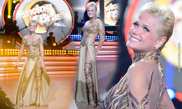 Grande final do Dancing Brasil chega a 10 pontos e consolida vice-liderança