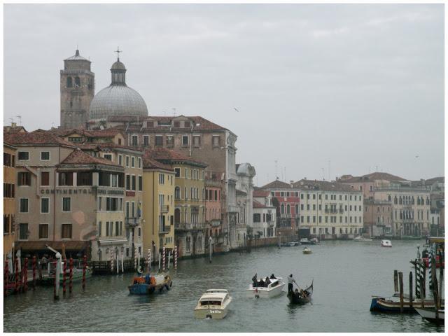 View from Ponte degli Scalzi  by betitu
