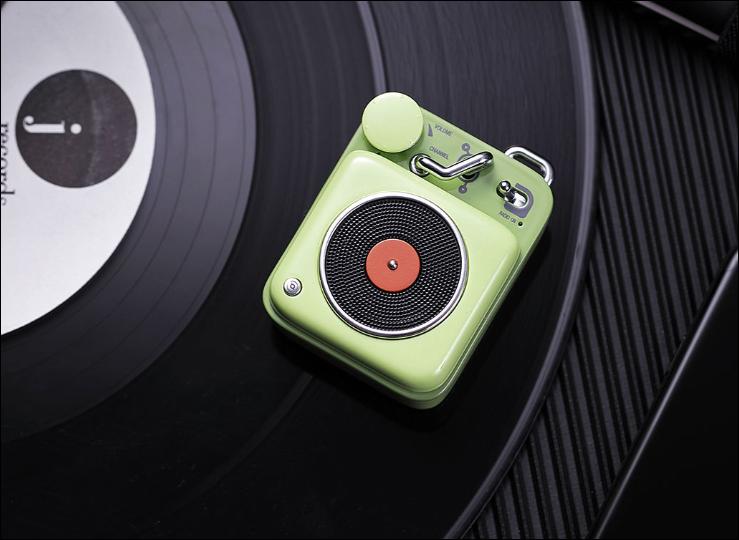 Xiaomi Elvis Presley Atomic Player B612 Bluetooth speaker