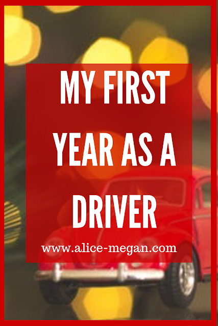 First year as a driver