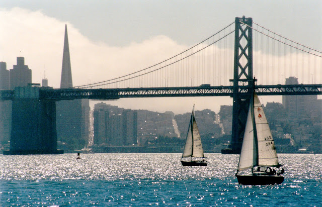 Lugares para ir no verão em San Francisco
