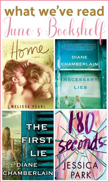 Wife | Mommy | Me - June's Bookshelf