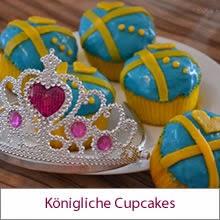 Königliche Möhren-Cupcakes