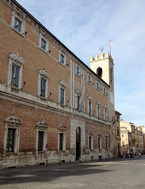 Osimo - Italie - Marche - el conero