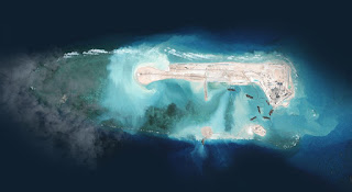 world news, china under pressure due to south china sea islands
