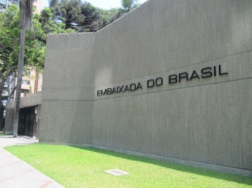 Embajada de Brasil en Perú