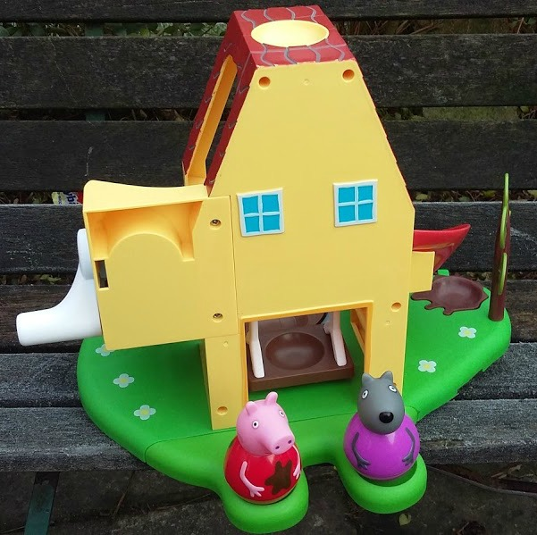 Peppa Pig Weebles Wind and Wobble Playhouse