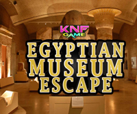KnfGame Egyptian museum Escape
