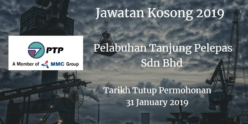Jawatan Kosong PTP 31 January 2019