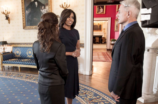 NCIS - Episode 13.22 - First Lady Michelle Obama to Appear