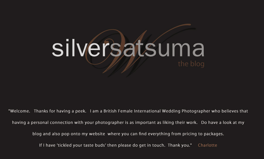 silversatsuma wedding photography