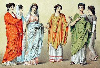 il ruolo della donna romana, ricerca per la scuola