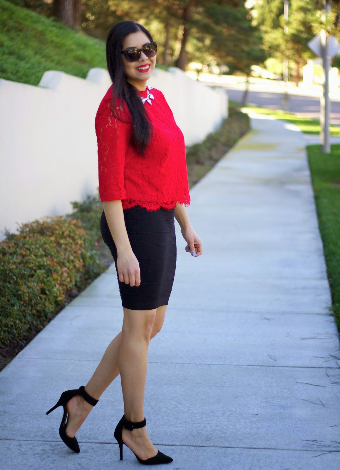 what to wear to dinner with the boy, socal blogger, latina blogger, brunette blogger
