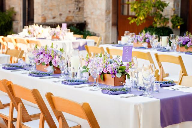 Bride+bridal+vineyard+winery+wine+purple+violet+Lavender+centerpieces+roses+dried+rustic+outdoor+spring+wedding+summer+wedding+fall+wedding+california+napa+valley+sonoma+white+floral+Mirelle+Carmichael+Photography+9 - Lavender Sprigs