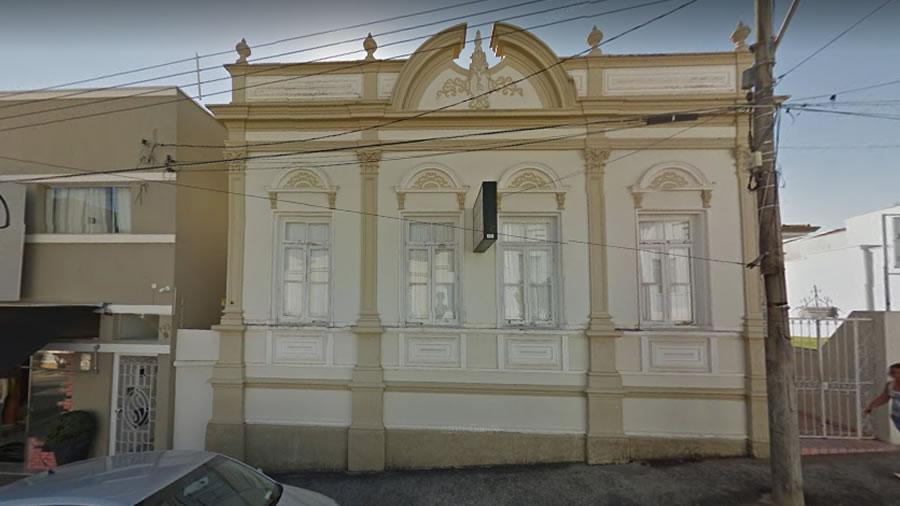 Foto da Casa dos Mórmons em Espírito Santo do Pinhal