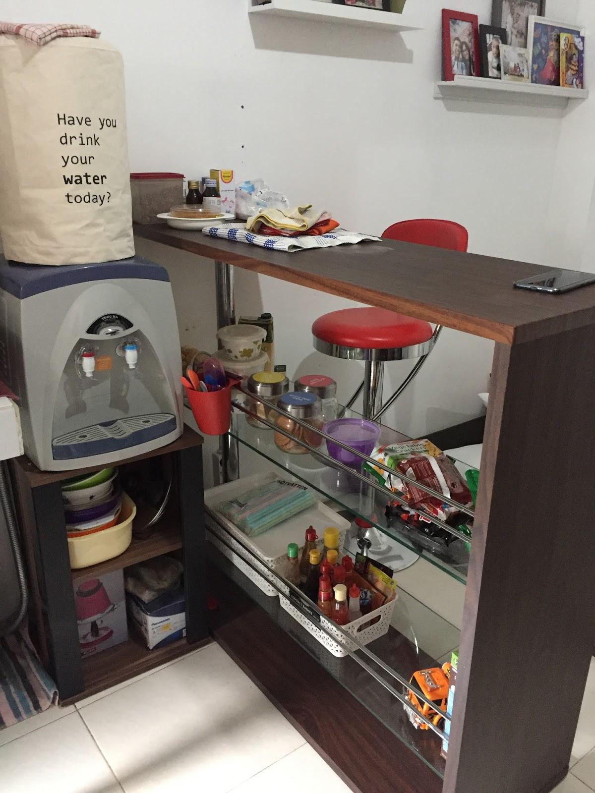 Sweety pow ribetnya bikin kitchen set impian for Bikin kitchen set sendiri