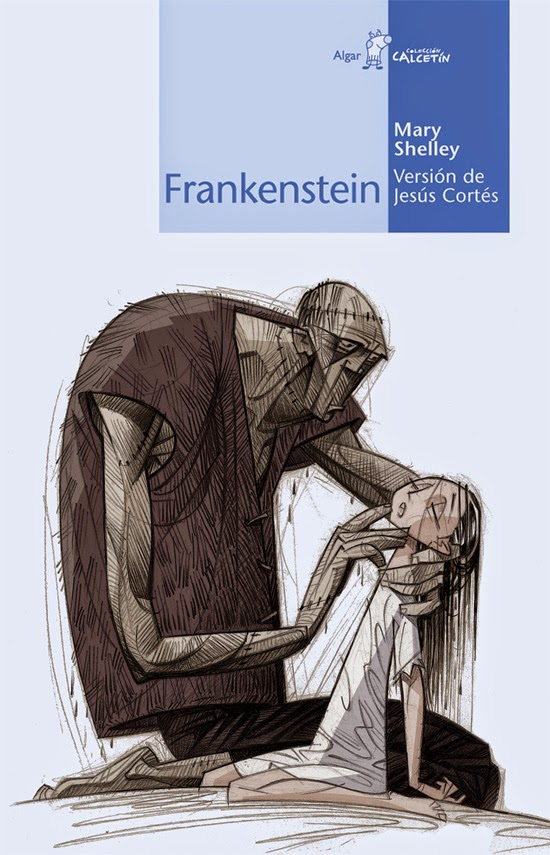 defining literature frankenstein vs young goodman