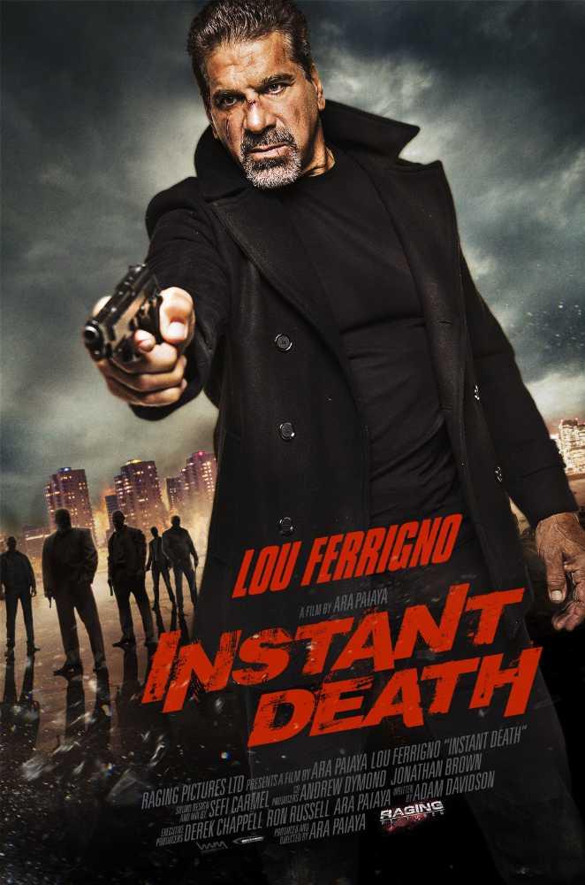 Instant Death [2017] [DVDR] [NTSC] [Subtitulado]