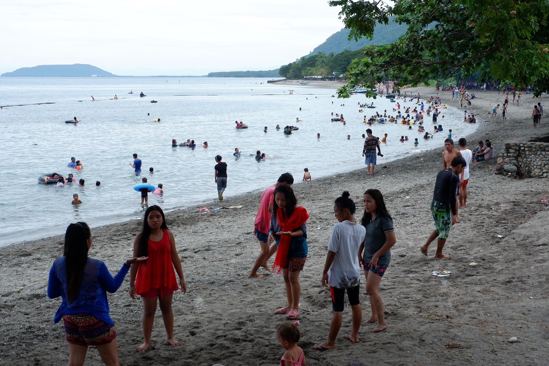 Kusiong Beach in Datu Odin Sinsuat