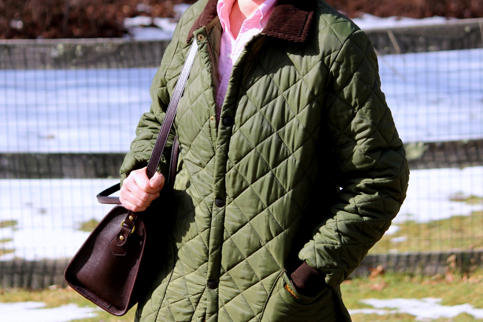 Salt Water New England Some Quilted Jackets By Barbour