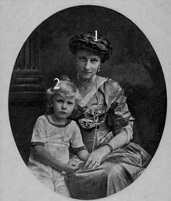 Fürstin Elisabeth zu Windisch-Graetz geb. Erzherzogin Elisabeth Marie Henriette Stephanie Gisela von Österreich