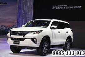 Toyota Fortuner Hai Phong