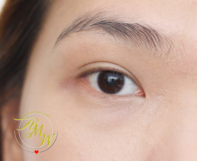 a photo of How To Fix Untamed Brows with Maybelline MasterBrow Pencil