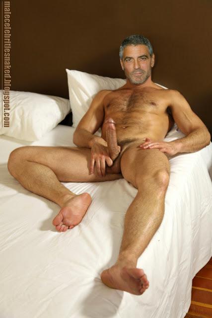 Geroge Clooney Gay 89