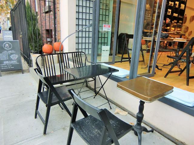 Pi Cafe - soho - manhattan - new-york