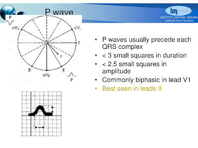 Basic ECG Part III-P Wave & PR Interval