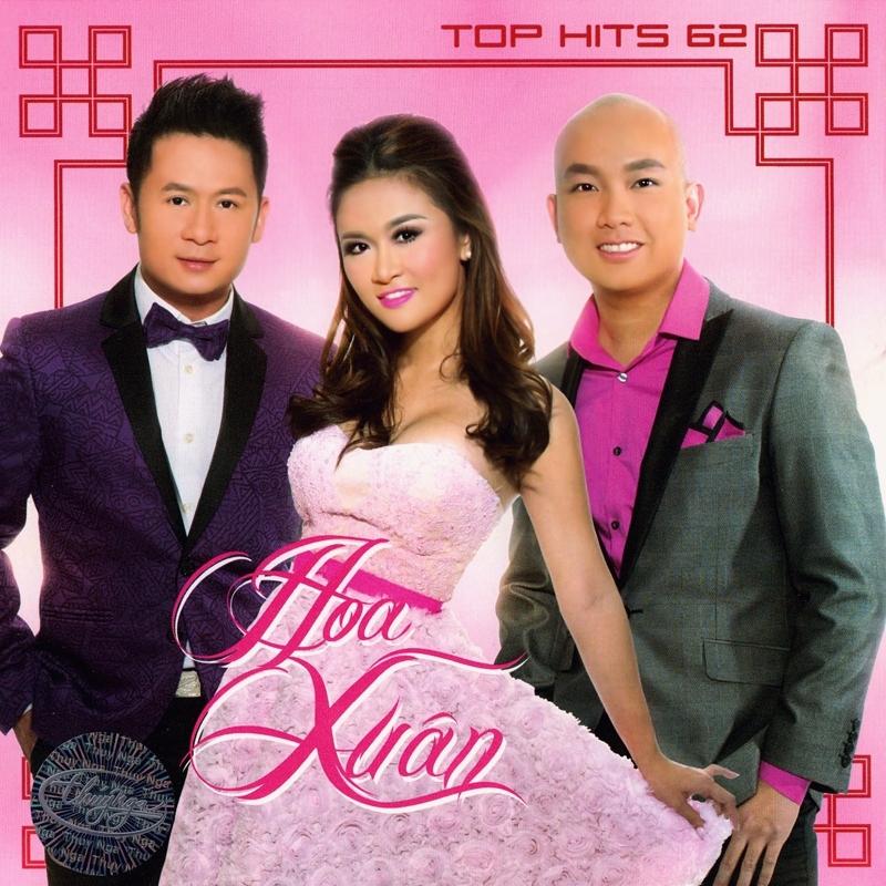 Thúy Nga CD535 - Top Hits 62 - Hoa Xuân (NRG) + bìa scan mới
