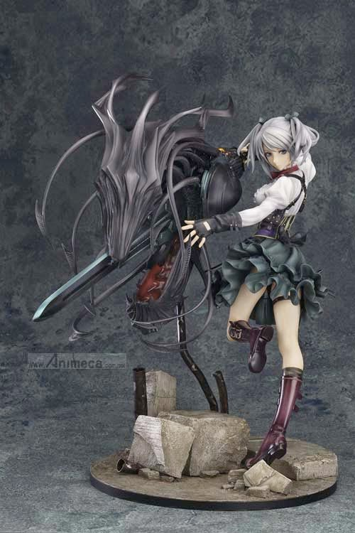 CIEL ALENCON FIGURE GOD EATER 2 GOOD SMILE COMPANY
