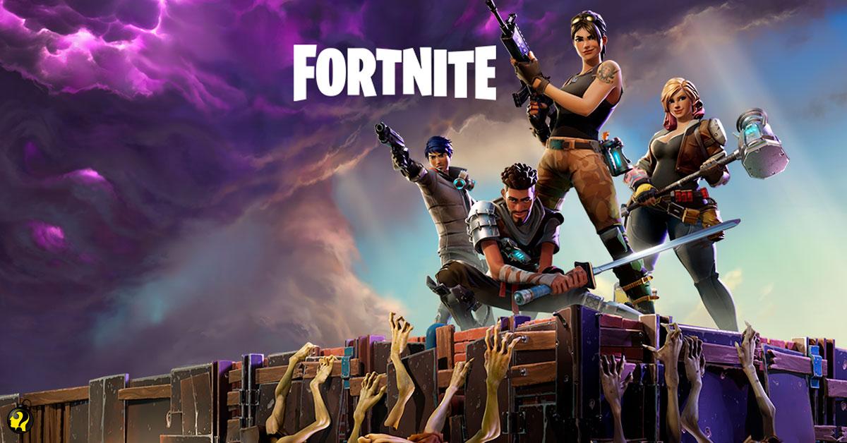 Epic Games processa dois cheaters de Fortnite Battle Royale
