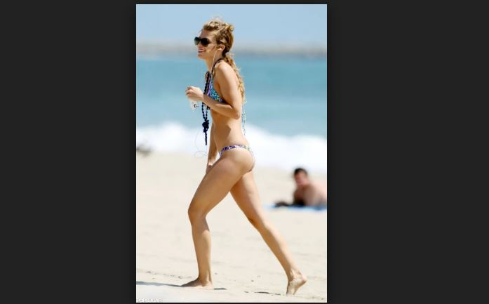 Annalynne Mccord Diet Rules