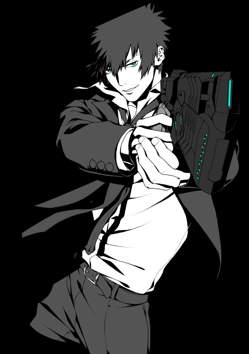 RENDER Kougami Shinya