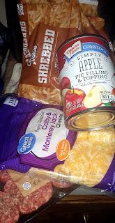 breakfast night ingredients