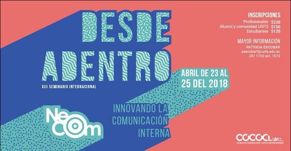 NeoCom XIII; Innovando la Comunicación Interna