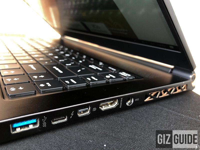 MSI GS65 Stealth Thin 8RF Review - All Rounder! - GizGuide