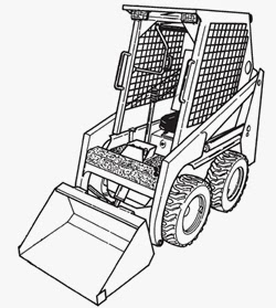 Bobcat Service Repair Manual PDF: Bobcat M444 M500 M600