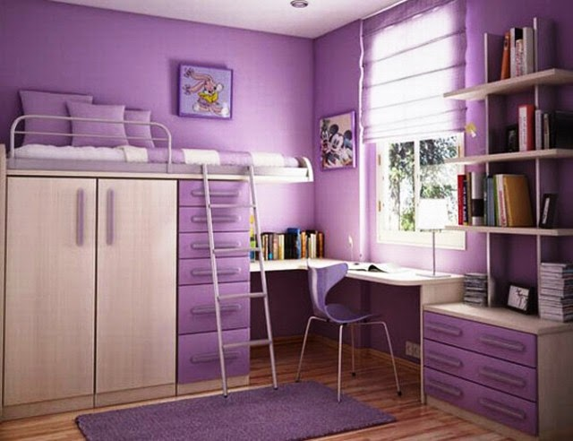 best wall paint color for studying
