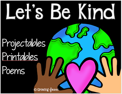 Growing Firsties - Kindness Pledge