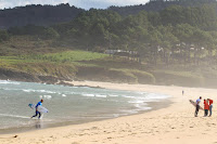 69 Andy Criere ESP and Jorgann Couzinet FRA Pantin Classic Galicia Pro foto WSL Laurent Masurel