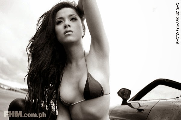 Cristine Reyes FHM Sexiest 2014 Top 5