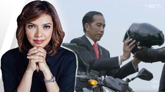 Najwa Shihab Menolak Tawaran Menjadi Ketua Timses Jokowi-Ma'aruf, Ini Alasannya